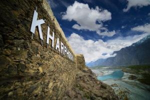 Kharphocho (Skardu) Fort
